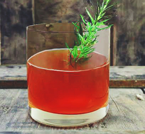 Basil Hayden's® Autumn Sour